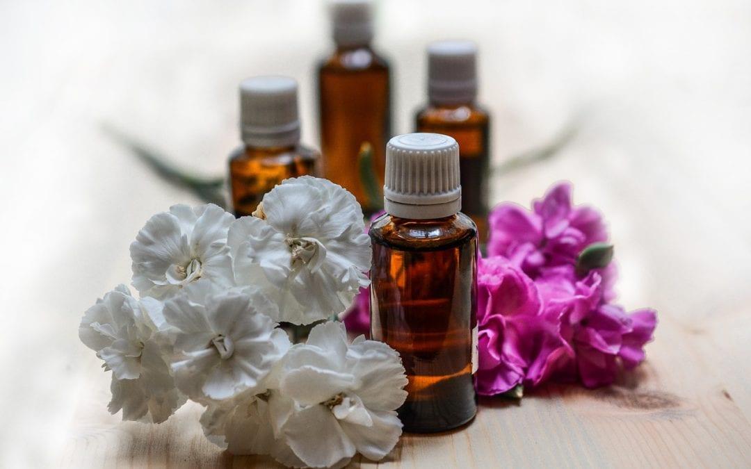 Aromaterapia per i piedi